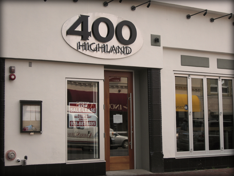 400 highland is for sale