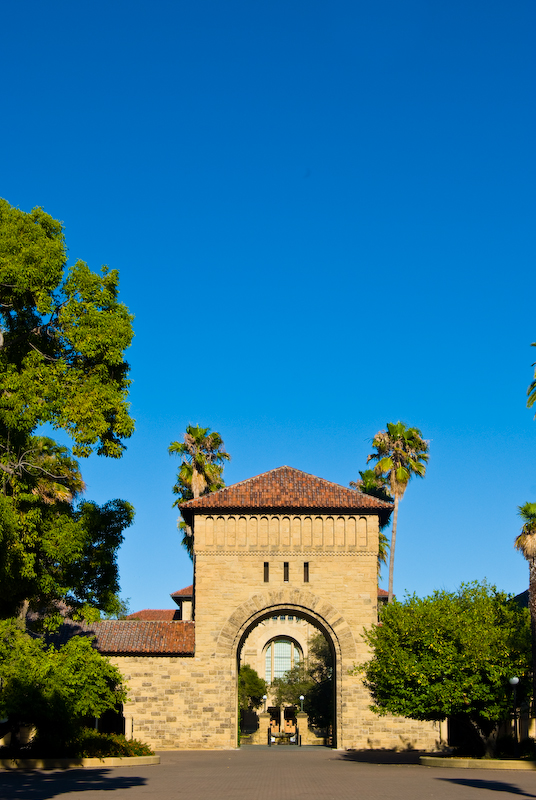 stanford is gorgeous