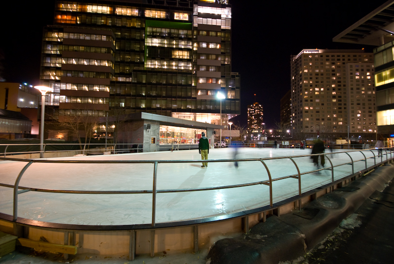 kendall square ice skating 2