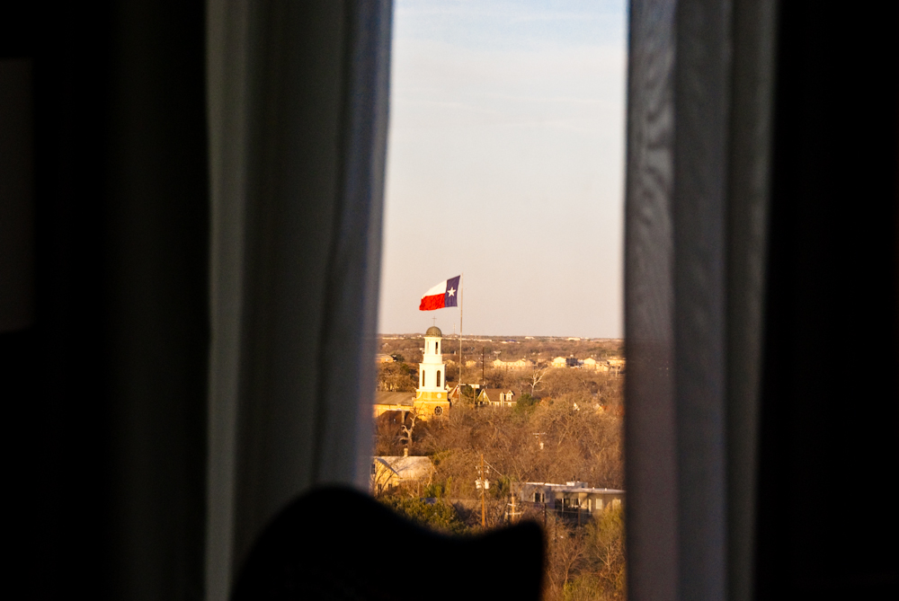 texas afternoon