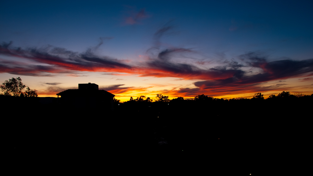 yet another escondido sunset, because they are always awesome